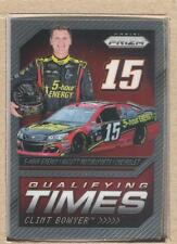 Clint Bowyer QT3 2016 Prizm Racing Qualifying Times