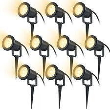 LED Gartenstrahler Gartenlampe mit Erdspieß Außenleuchte Wegbeleuchtung IP65 4W