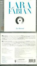 RARE / CD - LARA FABIAN : LE SECRET / EDITION 2 CD - NEUF EMBALLE - NEW & SEALED