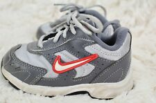 NIKE Little Dunk Baby Boys Sneakers Athletic Shoes Gray Boys Size 6C 347209