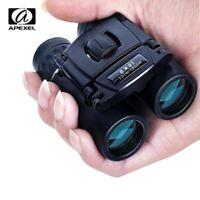 HD Powerful Mini Telescope 8x21 Compact Zoom Binoculars Long Range 1000m Hunting