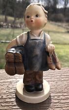 New ListingGoebel Hummel Figurine Boots #143/0 Tmk3 Excellent Condition