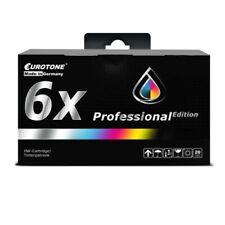 6x Eurotone Pro Ink For Epson Stylus Photo 1400 PX-820-FWD