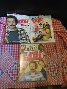 My Name Is Earl Season 1, 2 & 3 DVD