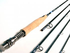 Hanak Alpen Competition Fly Rods Czech Nymph Rods 4in1 9.6ft to 11ft