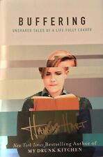 Buffering Hannah Hart Signed My Drunk Kitchen New York Times Best-Seller Rare