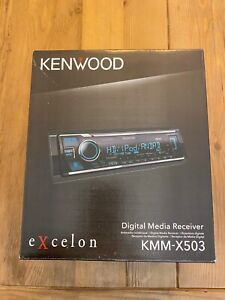 Kenwood KMM-X503 Digital Media Receiver