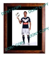 HARRY KEWELL MELBOURNE VICTORY STAR A LEAGUE A3 PHOTO 5