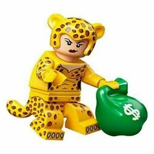 New Lego Cheetah Minifigure From DC Super Heroes Series (colsh-6)