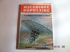 MECANIQUE POPULAIRE  N°220 SEPTEMBRE 1964 MODELES REDUITS PEINTURE MAISON    J48