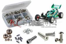 RCScrewZ Tamiya Top Force 2017 (#47350) Stainless Steel Screw Kit - tam215