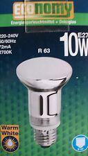 R63 Sparbirne 10Watt Verbrauch-482 lumen - warm weiß-