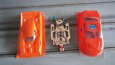 1/24 Scale Parma Flex 2  slot car plus 2 new bodies