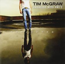 MCGRAW,TIM-GREATEST HITS VOL 2 CD NEW