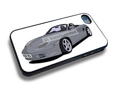 PORSCHE BOXSTER iPHONE 5/6/7/8/X PERSONALISED CLIP ON COVER
