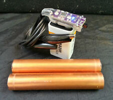 Dual Frequency BATTERY MOUNTED - 30KHz HULDA CLARK ZAPPER with RIFE 5KHz Added