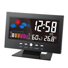 °C °F Multifunctional Indoor Colorful LCD Digital Temperature Humidity Digital