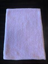 BabyGear Pink Baby Blanket • Baby Gear • Solid • Plain • Girl Security Blankie