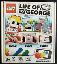 Lego 21201 Life Of George Brick Game 2012 New Sealed 100% Guaranteed