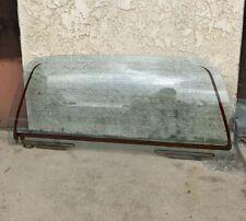 90-95 Toyota 4Runner Rear Tailgate Clear Glass Window w Defrost OEM Tailgate