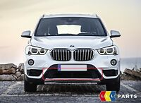 BMW NEW GENUINE X1 SERIES F48 BASIS X LINE FRONT BUMPER CENTER GRILL 7354773