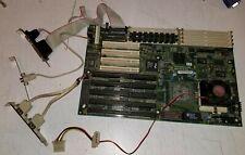 Vintage Tyan Tomcat S1563 motherboard - Pentium 166MHz CPU & 64MB RAM - Socket 7