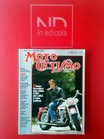 MOTOCICLISMO D'EPOCA LUGLIO 2000 - LAVERDA SF 750  BMW R90S  HD DUO GLIDE 1200