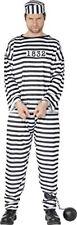 Smiffys Costume prigioniero (b0g)