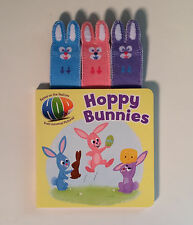 "Hoppy Bunnies Easter Finger Book by Kirsten Mayer From ""Hop"" The Movie"