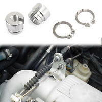 Aluminum Throttle Cables Bushings For BMW E30 E28 E39 E36 M20 M30 M50 Accessory,