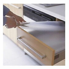 Clear Drawer Cabinet Table Mat Liner EVA Non Slip Anti-scratch Mat 45 x 150cm