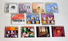 Aangenaam Klassiek, 11 uitgaves tussen 1996 en 2009 ( 18 CDs en 4 DVDs)