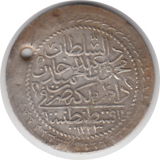 More details for ottoman empire 1223/19 30 para  silver mahmud ii 1223-55ah/1808-39ad km# 579