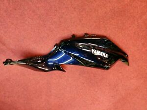 Yamaha mt07 Tank Fairing Panel Blue New 2014 R/H