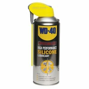 WD40 WD-40 SPECIALIST SILICONE LUBRICANT 400ML 44389 TOP QUALITY ITEM