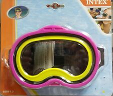 Kinder Taucherbrille SEA SCAN Rosa INTEX 55913