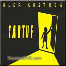 TARTUF OLEG KOSTROV RUSSIAN ROCK MUSIC NEW CD