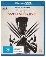 The Wolverine : Brand New / Sealed Blu-Ray 3D