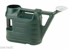 Garden Watering Can With Rose 6.5 Litre - Green