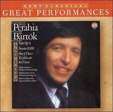 Murray Perahia Performs Béla Bartók (Piano Sonata; Improvisations on Hungarian P