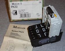 *NIB* Moeller PKZ2 Circuit Breaker Manual Motor Protector PKZ 2