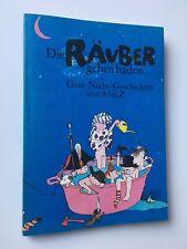 Die Räuber gehen baden Gute Nacht Geschichten von A - Z Kinderbuchverlag Berlin