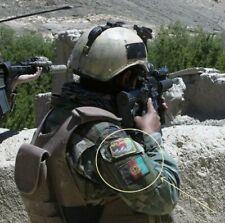 ANA Afghan Special Security Forces ASSF velkrö Set: God/Country/Duty + AFG Flag