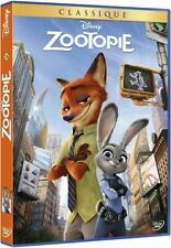 "DVD ""Zootopie""    Disney N°116      Neuf sous Blister"