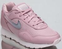 Nike Outburst Premium Women's New Plum Chalk White Casual Sneakers AQ0086-500