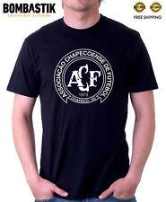 R 0417 CHAPECOENSE RIP TRIBUTE Brazilian Team T-shirt Top Quality Free Shipping