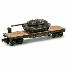 Lionel 35351 35359 US Army Sherman Tank Military Load Fits On Many Flatcars NOS