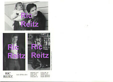 RIC REITZ THE THREE STOOGES SURFACE ORIGINAL US 5X8 PRESS AGENCY PROMO PHOTO