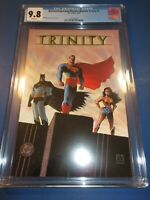 Batman/Superman/Wonder Woman Trinity #1 CGC 9.8 NM/M Gorgeous Gem Wow