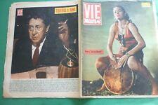 Voies Neuf 1955 Prakash + David Alfaro Siqueiros + Alcide Cerf + Princesse